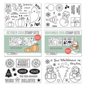 Picture of Holiday Stamp Bundle - 50% off